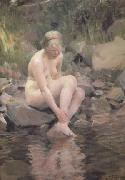 Anders Zorn Dagmar (nn03) oil painting