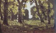Arkhip Ivanovich Kuindzhi Birch Grove (nn02) oil painting reproduction