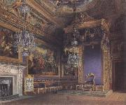 Charles Wild The King's Audience Chamber (mk25) oil painting picture wholesale