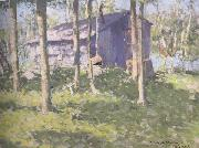 Childe Hassam Pete's Shanty (mk43) oil painting picture wholesale