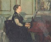 Mme Manet at the Piano (mk40)