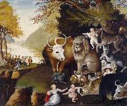 Edward Hicks The Peaceable Kingdom (nn03) oil painting