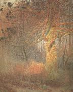 Emile Claus Tree in the Sun (nn02) oil painting