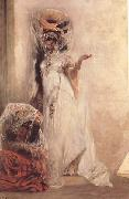 Georges Clairin Deux femmes Ouled-Naiil (mk32) oil painting
