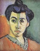 Madame Matisse The Green Line (mk35)