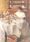 James Ensor The Oyster Eater (nn02) oil painting