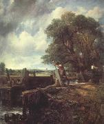 John Constable The Lock (nn03) oil painting picture wholesale