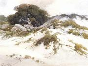 Percy Gray Monterey Sany Dunes (mk42) oil painting picture wholesale