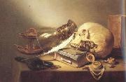 Pieter Claesz A Vanitas Still Life (nn03) oil painting picture wholesale