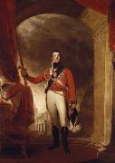 Sir Thomas Lawrence Arthur Wellesley,First Duke of Wellington (mk25) oil painting artist