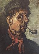Head of a Peasant with a Pipe (nn040