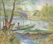 Fishing in the Spring,Pont de Clichy (nn04)
