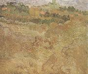 Wheat Fields with Auvers in the Background (nn04)