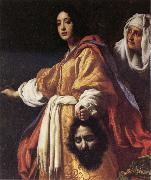 ALLORI  Cristofano Judith with the Head of Holofernes oil painting reproduction