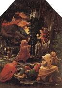 Albrecht Altdorfer The Agony in the Garden oil painting reproduction