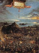 Albrecht Altdorfer Alexander's Vicory oil painting reproduction