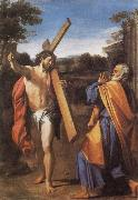 Annibale Carracci Domine,quo vadis oil painting reproduction