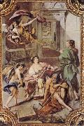Anton Raphael Mengs Allegory of History oil painting reproduction