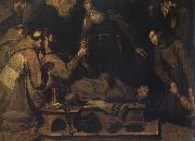 Bartolome Carducho Death of St.Francis oil painting reproduction