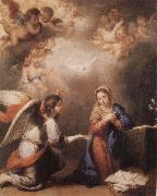 Bartolome Esteban Murillo Annunciation oil painting reproduction