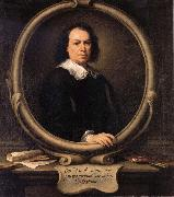 Bartolome Esteban Murillo Self Portrait oil painting reproduction