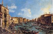 Regatta on the Canale Grande