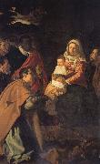 Diego Velazquez Adoration of the Magi oil painting reproduction
