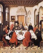 Dieric Bouts Last Supper oil painting reproduction
