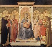 Fra Angelico Annalena Panel oil painting artist