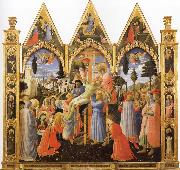 Fra Angelico Deposition oil painting reproduction