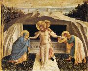Fra Angelico Entombment oil painting reproduction