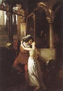 Francesco Hayez Recreation by our Gallery oil painting reproduction
