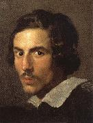 Giovanni Lorenzo Bernini Self-Portrait as a Youth oil painting