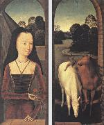 Hans Memling Recreation by our Gallery oil painting reproduction