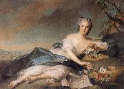 Madame Henriette as Flora