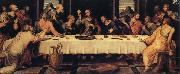 Joan de Joanes Last Supper oil painting reproduction