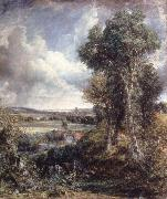 John Constable The Vale of Dedham