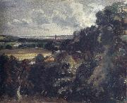 Dedham from near Gun Hill,Langham