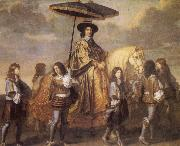 Chancellor Seguier at the Entry of Louis XIV into Paris in 1660