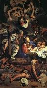 Maino, Juan Bautista del Adoration of the Shepherds oil painting