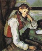 Boy with a Red Waistcoat