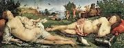 Piero di Cosimo Recreation by our Gallery oil painting reproduction