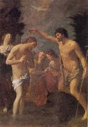 RENI, Guido The Baptism of Christ oil painting reproduction
