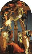 Rosso Fiorentino Deposition oil painting reproduction