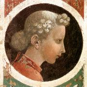 UCCELLO, Paolo Roundel with Head oil painting reproduction