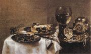 Willem Claesz Heda Still Life oil painting reproduction
