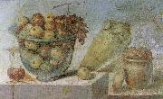 Wall painting from the House of Julia Felix at Pompeii