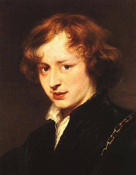 Anthony Van Dyck Self Portrait_nn oil painting picture