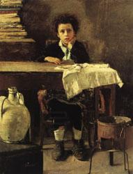 Antonio Mancini The Poor Schoolboy