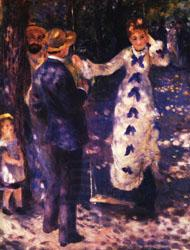 Auguste renoir The Swing oil painting picture